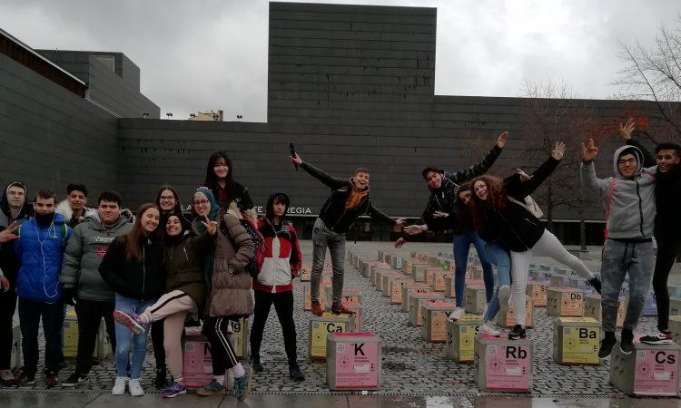 4º ESO viaja a Pamplona