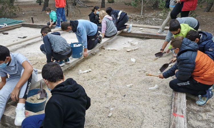 Visita al parque arqueológico de BURREN
